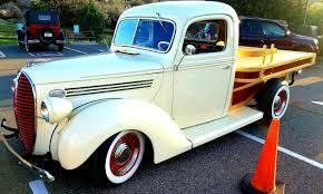 100 1938 Ford Truck F100 Pickup AllSteel Flathead V8 Pickup Restored For