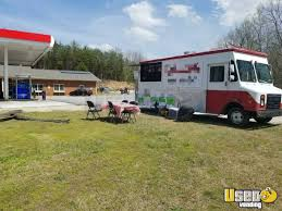 Chevy Food Truck | Used Food Truck For Sale In South Carolina