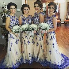 Lace Bridesmaid DressLong GownRoyal Blue GownsSimple DressesCheap GownsVintage Brides Dress