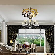 decke decke deckenleuchte dekorative aufkleber 3d acryl