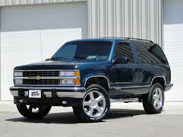 1994 Chevy Blazer 2-Door 4x4 | My Style | Pinterest | Chevy, Trucks ...