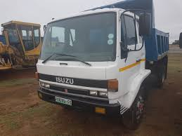 100 Cube Trucks For Sale Isuzu 6 Cube Tipper Truck Junk Mail