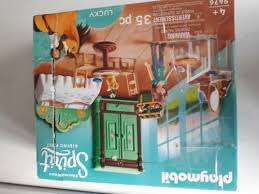 spirit free playmobil luckys schlafzimmer 9476