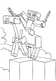 What Characters Do You Think I Neglected Here Go Supercoloring Coloring Pages Cartoons Minecraft To Check It Out