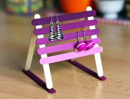 Cute And Easy Craft Ideas Using Ice Cream Stick Crafts For Adults Uk