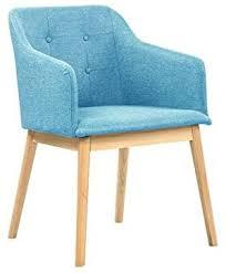 salesfever armlehnstuhl ando türkis blau esszimmer stuhl