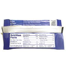 Protein Bar Blueberry By RxBar