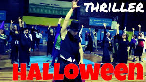 Halloween Lexington Ky 2014 by Michael Jackson Thriller Coreografía Halloween 2016 Youtube
