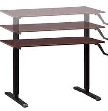 Diy Standing Desk Riser by Jim U0027s Very Tall Diy Standing Desk