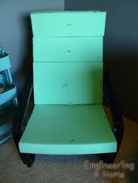 Ikea Poang Chair Cover Green by Make A Brand New Slipcover For Your Ikea Poang Chair Cover Here U0027s