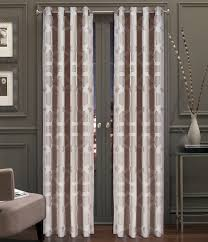 Nicole Miller Home Two Curtain Panels by Window Treatments Curtains U0026 Valances Dillards