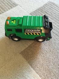 Toy Recycle Truck   In Bradford, West Yorkshire   Gumtree Amazoncom Playmobil Green Recycling Truck Toys Games Adventure Force Light And Sound Toy Vehicle Recycle Medium Action Series Brands Coloring Page Free Printable Coloring Pages A Made From Recycled Materials Orange Garbage Transportation Tipper With Cabin R Is For Alphabet Trucks To Z Pinterest Facts On In Australia That You May Not Know West Bin Idem Lesson Plan Preschoolers Ewaste Its Way A Small Business Pick Up Best Choice Products 116 Scale Friction Powered