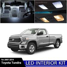 14PCS White Interior LED Light Package Kit For 2007-2014 Toyota ... Eproduction Review 2014 Toyota Tundra With Video The Truth Used Car Tacoma Honduras V6 Texas Certified Preowned 4wd Truck Sr5 Trd Offroad Limited Double Cab 4x4 9 Autonation Drive Price Trims Options Specs Photos Reviews Hilux Junk Mail Amazoncom Images And Vehicles Prerunner Spot Exterior Interior First Test Toyota Tundra With Magnuson Supcharger Pushing 550 Hp Tacoma 2 Suv Parts Warehouse