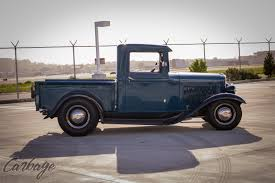 100 Pickup Truck Warehouse Proof Of Concept United Pacifics 1932 Ford Carbage Online