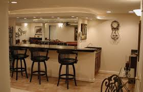 Bar : Basement Bar Ideas Cheap Top 8 Foot Basement Bar Ideas ... Bar Top Material Home Design Thrghout Bar Reclaimed Wood Rustic Countertop Awesome Ideas 44 Like The Wood Top And Colour Of Cabinets Also Floor Is Epoxy Lawrahetcom Concrete Countertops Kitchen Or Outdoor Concrete Countertops Resin Depot Height Tables Basement 100 Diy