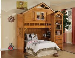 Acme Montana Tree House Loft Bed Twin