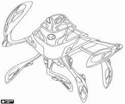 Ampfibian Ben 10 Ultimate Alien