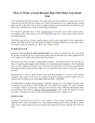 How To Make A Great Resume How To Make A Great Resume Create ... How To Make A Great Resume With No Work Experience Career Write Land That Job 21 Examples Building A Lovely Fresh Entry Level Make For From Application Good Summary Templates 20 Download Create Your In 5 Minutes Free Cover Letter And Writing Tips Midlevel Professional Perfect Sales Associate 88 Astonishing Models Of Build Best Impressive Cvs To Summar Excellent Ways Bartender Template