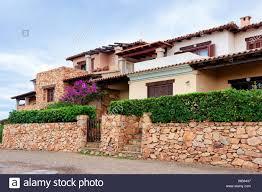 100 Sardinia House Scenery With And Cottage At Capo Coda Cavallo San