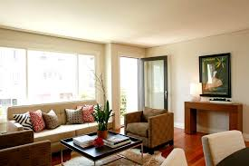 Image Of Small Apartment Living Decorating Ideas