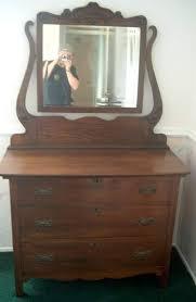 oak dresser with mirror sbpro co