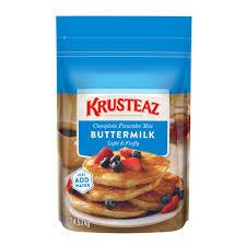 Krusteaz Buttermilk Complete Pancake Mix, 4.53kg | Costco UK