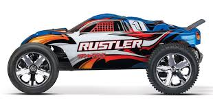 Traxxas Rustler RTR With XL-5 ESC Vehicle, Blue There Are Many Reasons The Traxxas Rustler Vxl Is Best Selling Bigfoot Summit Racing Monster Trucks 360841 Xmaxx 8s 4wd Brushless Rtr Truck Blue W24ghz Tqi Radio Tsm 110 Stampede 4x4 Ready To Run Remote Control With Slash Mark Jenkins 2wd Scale Rc Red Short Course Wtqi Electric Wbrushless Motor Race 70 Mph Tmaxx Classic 4x4 Nitro Revo See Description 1810367314 Us Latrax Desert Prunner 24ghz 118 Rcmentcom Stadium Tra370541blue Cars