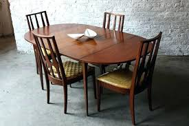 Exotic Round Table With Leaf Dining Tables Extensions Great Oval Drop