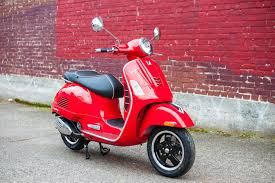 Vespa Scooters For Sale In Seattle Washington