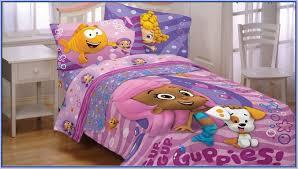bubble guppies bed set home design ideas