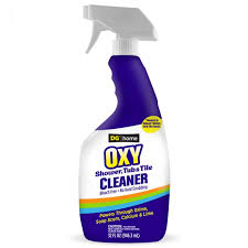 dg home oxy shower tub tile cleaner 32 oz