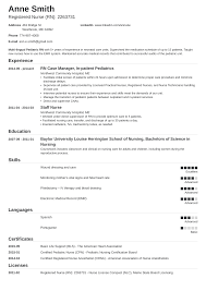 Nursing Resume Template & Guide [Examples Of Experience ... Registered Nurse Resume Objective Statement Examples Resume Sample Hudsonhsme Rn Clinical Director Sample Writing Guide 12 Samples Nursing Templates Of Bad 30 Written By Cvicu Intensive Care Unit For Nurses Attheendofslavery 10 Gistered Nurse Examples Australia Mla Format Monstercom