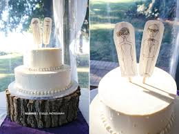 Vancouver Wedding Cake Designs Rustic