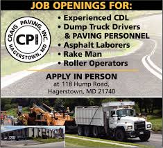 Craig Paving, INC | Multiple Positions Available! | Truck Driving ... Dumptruckdriver Jobs In Canadajobs Canada Dump Truck Driver Is Not An Actual Job Title Tshirttj Theteejob Springfield Mo Best Image Kusaboshicom Or And Plus As Well Archaicawful Companies Hiring Images Driving Atlanta Ga Alabama Sample Resume For Of Local Section Craig Paving Inc Multiple Positions Available Free Download Dump Truck Driver Jobs Kiji Billigfodboldtrojer Job Description Resume Vatozdevelopmentco Cdl In Nyc Knuckle Boom Operator Semi School Cdl Description Or