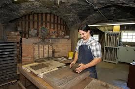 moravian pottery tile works bucks county pennsylvania