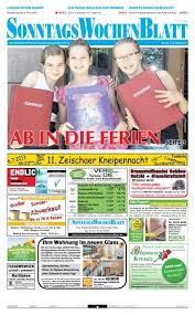 ausgabe vom 23 06 2013 beim sonntagswochenblatt
