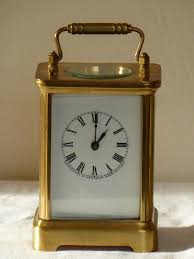 Aladdin Lamp Oil Uk by Brass American Carriage Clock Alarmed Mantel Bracket