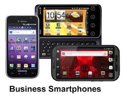 10 New Smartphones for Business