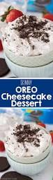 Pumpkin Fluff Dip Without Pudding by Skinny Oreo Cheesecake Dessert Crazy For Crust