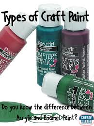 Craft Paint Types And Tips For All Of Your Painting Projects