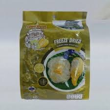 Thailand Vacuum Freeze Dried Durian Thailand Vacuum Freeze Dried Durian Manufacturers and Suppliers on Alibaba