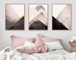 Trending Now Art Instant Download Set Of 3 Prints Print Mountains