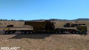 Caterpillar 785C Mining Truck For Heavy Cargo Pack DLC 1.30.x Mod ...