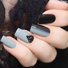 27 Grey Nails Ideas To Fall In Love With