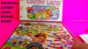 ORIGINAL CANDY LAND BOARD GAME 1984 MILTON BRADLEY HD
