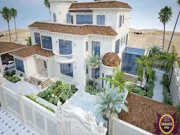 واجهات القصور والمنازل الإماراتية طريقك للرفاهية homify
