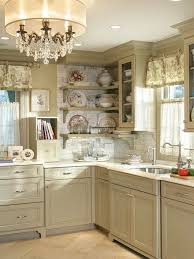 Shabby Chic Kitchen Design Of Fine Best Rustic Ideas On Pinterest Contemporary