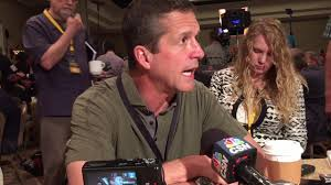 Lsu Rocking Chair Cracker Barrel by John Harbaugh Michigan Will Be Competing For Titles Soon