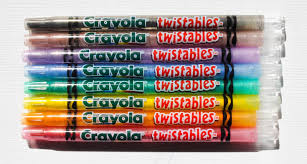 Crayola Bathtub Crayons Collection by 8 Count Crayola Twistable Crayons What U0027s Inside The Box Jenny U0027s