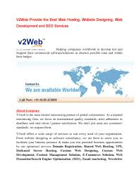 V2Web Provide The BestWeb Hosting, Website Designing, Web ... Complete Website Design Hosting Solutions Eye Dropper Designs One Of Sitelocks Owners Is Also The Ceo Many Of Companys Webbyus Global Enterprise Technology Consulting Provider Case Studies Liquid Web Products And Services Intertional Longdistance Calling Plans Mobility Videotron Mhgoz Highquality Web Hosting Solutions Cloud Unboxed Limited Pt Qwords Company Vanrise Profile Fast 20x Faster A2 Best In 2018 Reviews Performance Tests